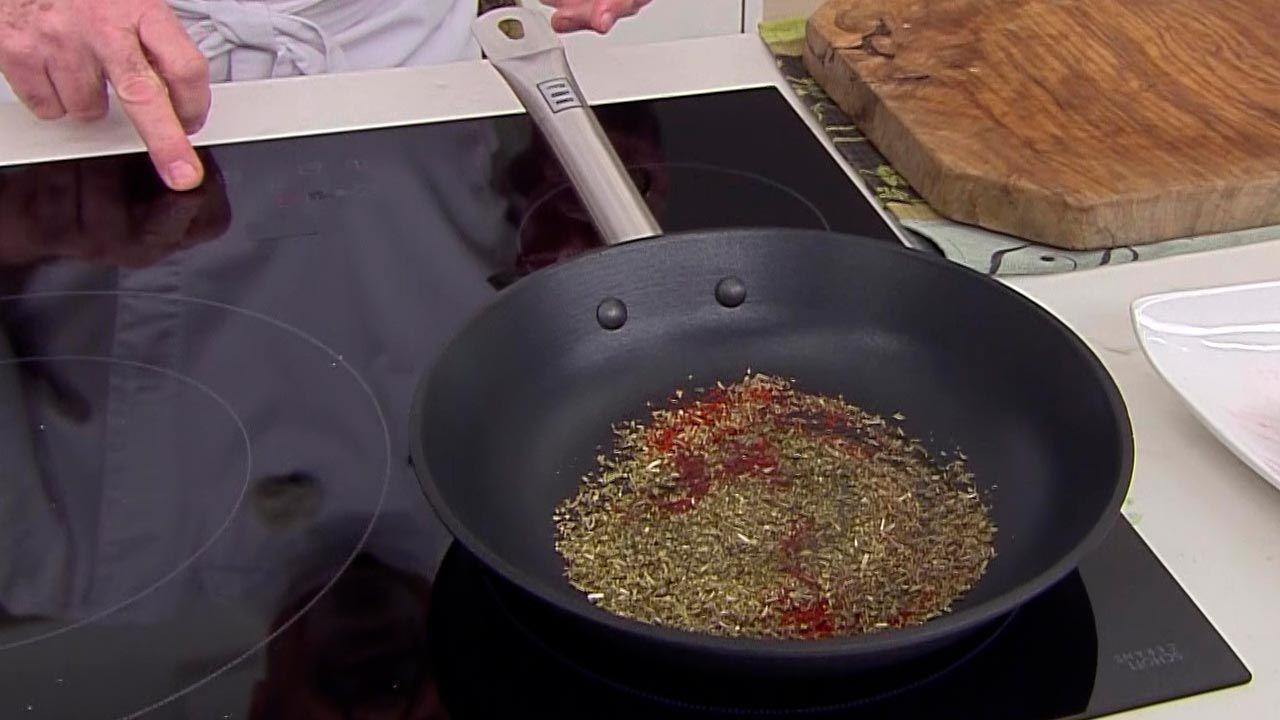 Entrécula de ternera con salsa chimichurri