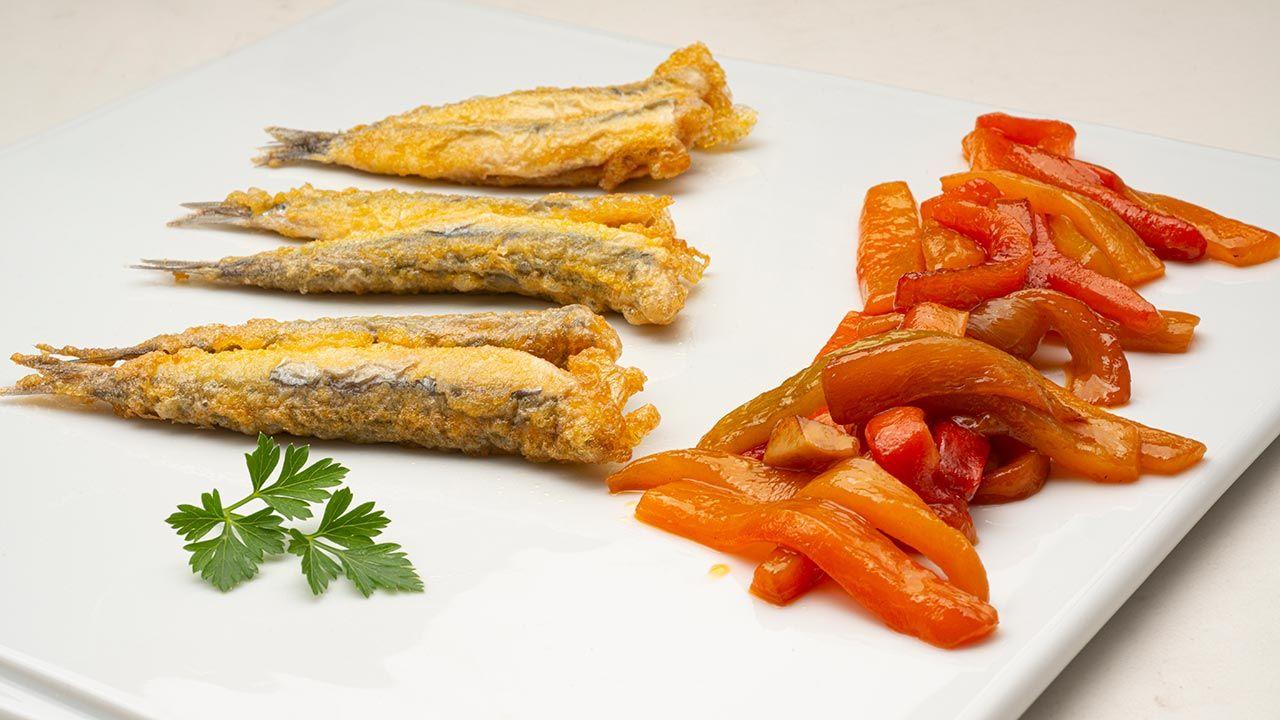Anchoas con pimientos morrones por Karlos Arguiñano: una receta riquísima y saludable