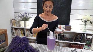 Cómo hacer limonada de lavanda - Azúcar