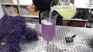 Cómo hacer limonada de lavanda - Zumo de limón