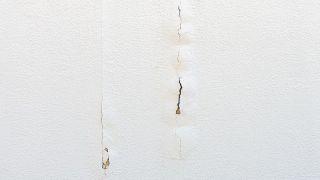 Los problemas más habituales al pintar una pared