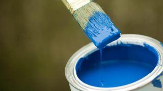 Problemas al pintar una pared
