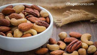 Nutriscore, o cómo distinguir los productos saludables - Frutos secos