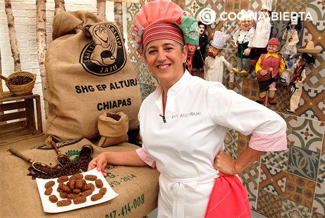 Recetas con café, postres Eva Arguiñano