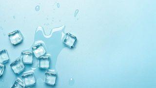 Trucos para quitar un chicle del pelo - Cubitos de hielo