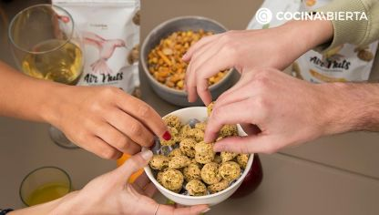 Air Nuts, ¡una nueva forma de consumir frutos secos!