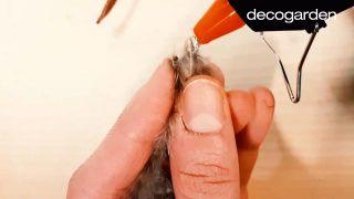 Cómo hacer un atrapasueños artesanal (¡Muy fácil!) - Paso 6