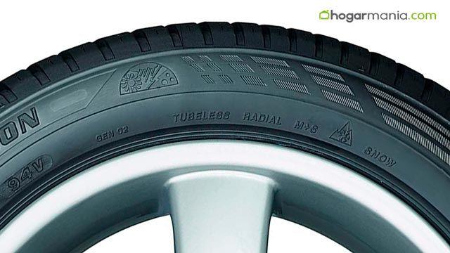 Cómo leer un neumático: seguridad vial