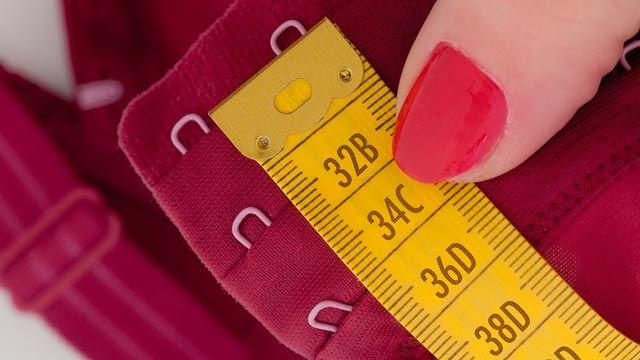 La guía definitiva para conocer tu talla de sujetador