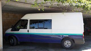 Convertirnos una ambulancia... ¡en una autocaravana! - Paso 1