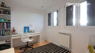Decorar un dormitorio juvenil rústico en color rosa, ¡con estores de mandalas! - Paso 1