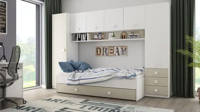 Decorar habitación para un preadolescente de Conforama
