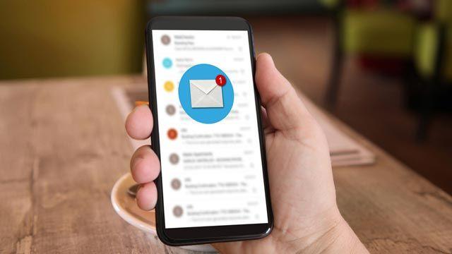 Estafas telefónicas: emails fraudulentos
