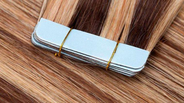 Extensiones adhesivas para el pelo: cuánto cuestan