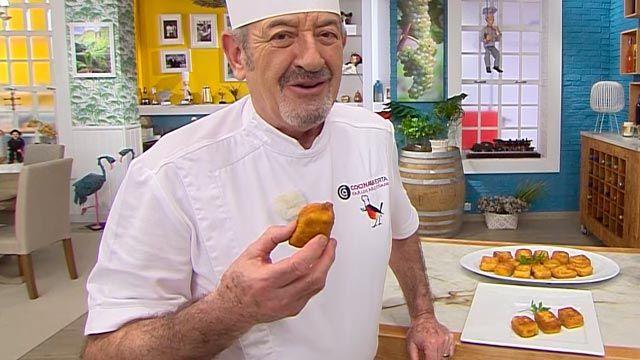 Delicias de mejillón por Karlos Arguiñano: las irresistibles croquetas cuadradas que vas a querer probar - paso 5