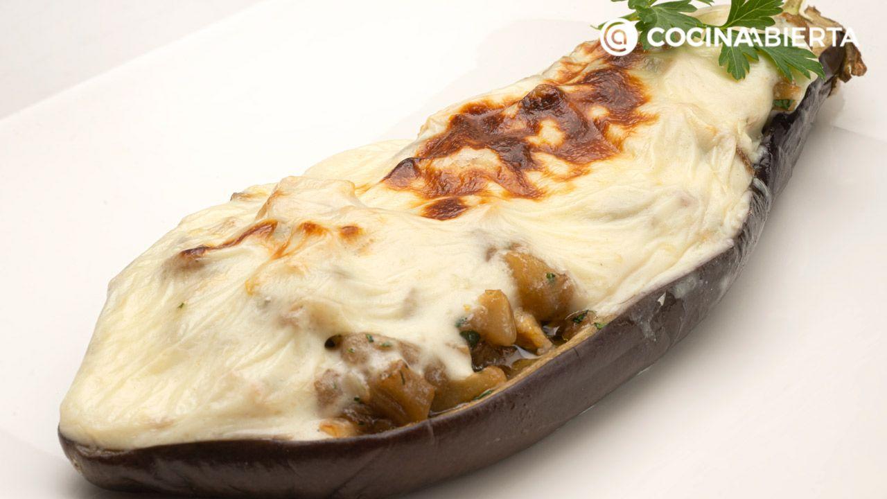 Berenjenas rellenas de pollo por Karlos Arguiñano: una receta saludable, fácil y deliciosa
