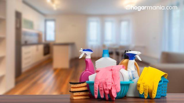 Cómo limpiar el baño rápido