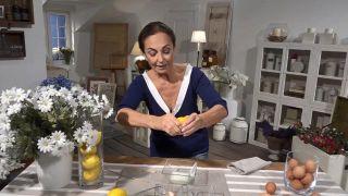 Mascarillas caseras de yema y clara de huevo para la piel seca y grasa - Limón