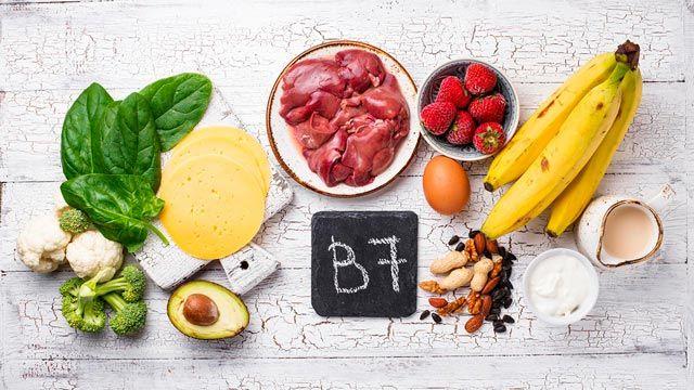 Alimentos que son ricos en biotina