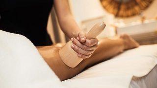 ¿Qué es la maderoterapia? - copa sueca