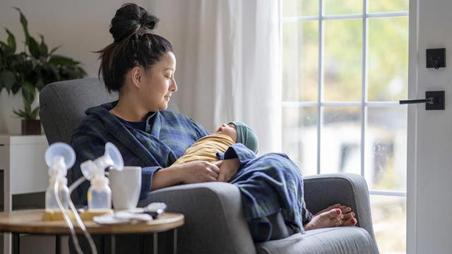 ¿Qué es la mastitis y cuáles son los síntomas? - Madre y recién nacido
