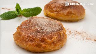 receta de mini torrijas