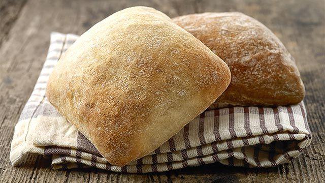Pan chapata italiano (ciabatta) - paso 4
