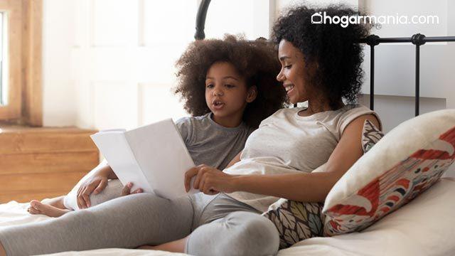 Trucos para que tus hijos aprendan inglés desde pequeños - Contar un cuento