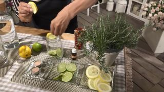 Aromaterapia: cómo hacer ambientadores caseros con cítricos - Limón