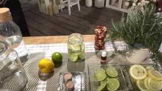 Aromaterapia: cómo hacer ambientadores caseros con cítricos - Romero