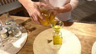 Aromaterapia: Cómo hacer un ambientador de mikado casero