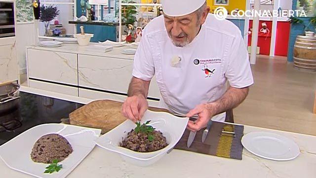 Arroz congrí por Karlos Arguiñano, la popular receta cubana de arroz con alubias negras - paso 5