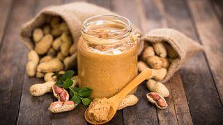 Cómo preparar un almuerzo saludable - Crema de cacahuete