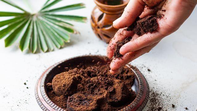 Cómo reutilizar los posos de café para las tuberias