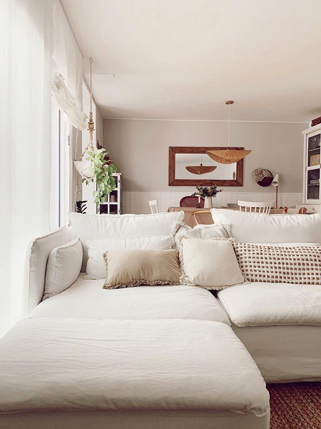 Estores y cortinas para grandes ventanales