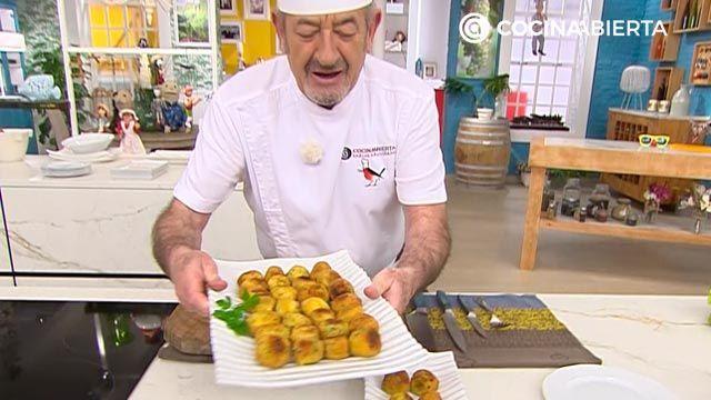 Las croquetas de espinacas de Karlos Arguiñano - paso 6