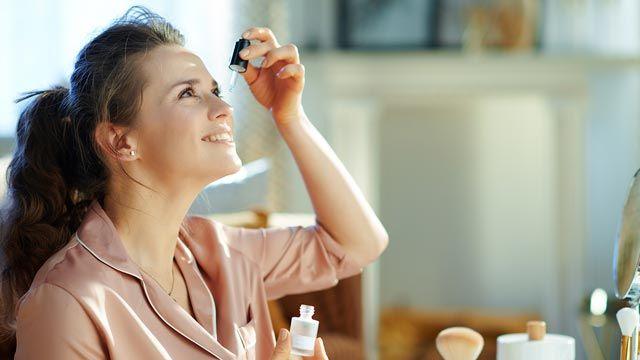 Mejor rutina facial para la piel después de los 40