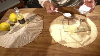 Exfoliante casero para el cuidado de las manos - Azúcar
