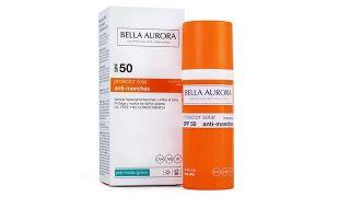 Las 5 mejores cremas solares antimanchas - Bella Aurora