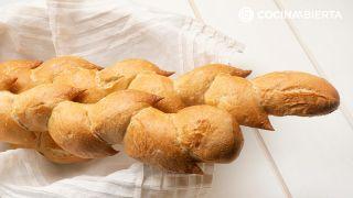 receta de pan de espiga