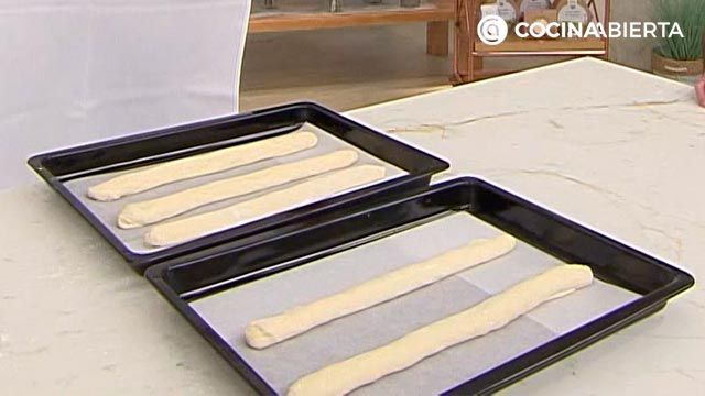 Pan de espiga, la receta más fácil de Joseba Arguiñano - paso 4
