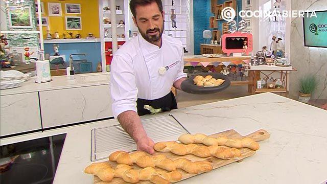 Pan de espiga, la receta más fácil de Joseba Arguiñano - paso 7