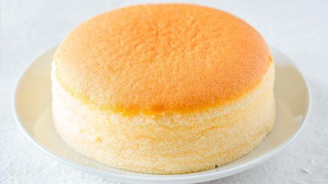 tartas de queso al horno - pastel japonés