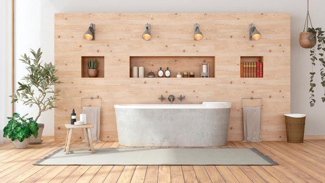 Reformas originales para conseguir un baño más bello y sostenible