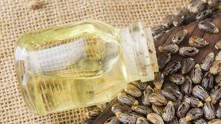 Remedios caseros para las verrugas - Aceite de ricino
