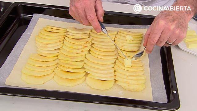Tarta de manzana de la abuela por Karlos Arguiñanov - paso 3