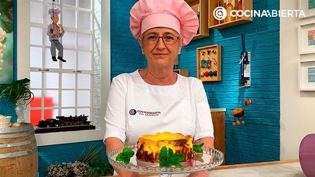 Tarta de queso La Viña, la receta más fácil de Eva Arguiñano - paso 5