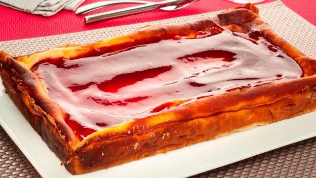 tartas de queso al horno - cheesecake