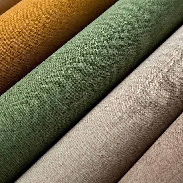 Telas antimanchas de colores