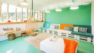 Crear una zona chill out en casa: ¡Te enseñamos las mejores decoraciones relax de Decogarden!